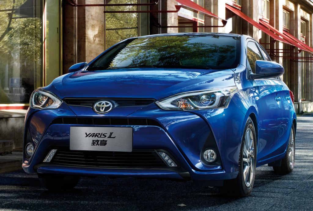 Is China-Spec Toyota Yaris Better Looking Than the Yaris We Have Here? 12