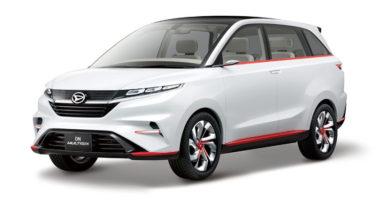 Toyota-Daihatsu Readying a New 6-Seat MPV 2