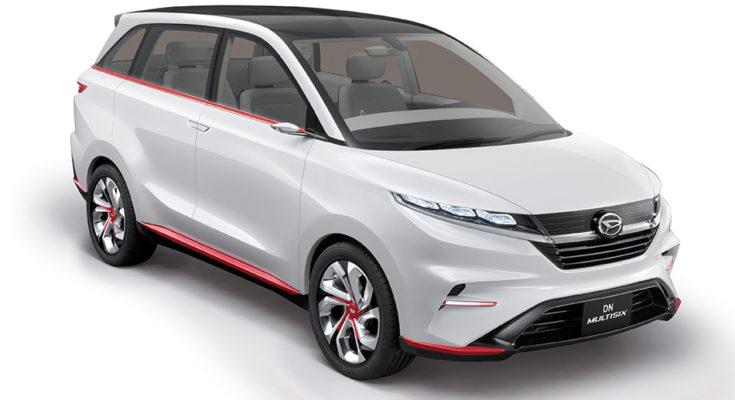 Toyota-Daihatsu Readying a New 6-Seat MPV 1