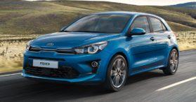 2020 Kia Rio Facelift Revealed 3