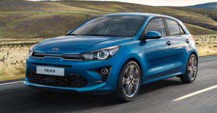 2020 Kia Rio Facelift Revealed 2