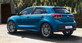 2020 Kia Rio Facelift Revealed 4