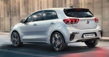 2020 Kia Rio Facelift Revealed 10