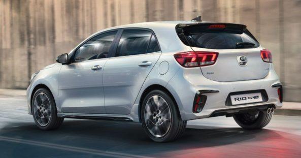2020 Kia Rio Facelift Revealed 9