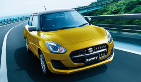 2020 Suzuki Swift Facelift Launched in Japan 6