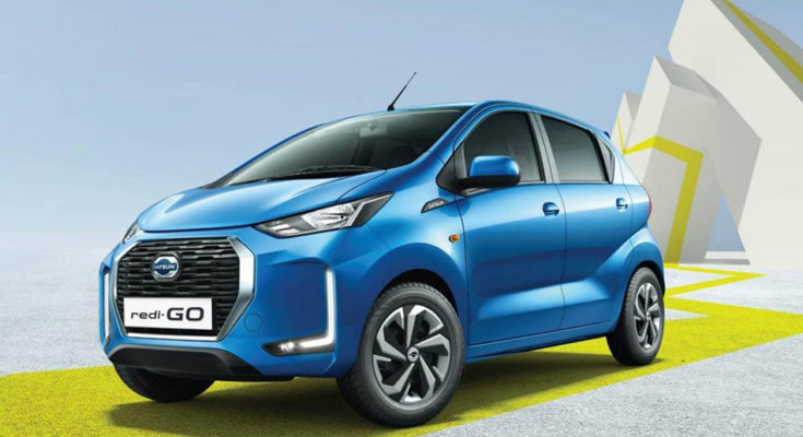 2020 Datsun Redi-GO Facelift Launched in India Priced from INR 2.83 Lac 1