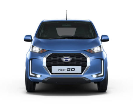 2020 Datsun Redi-GO Facelift Launched in India Priced from INR 2.83 Lac 2