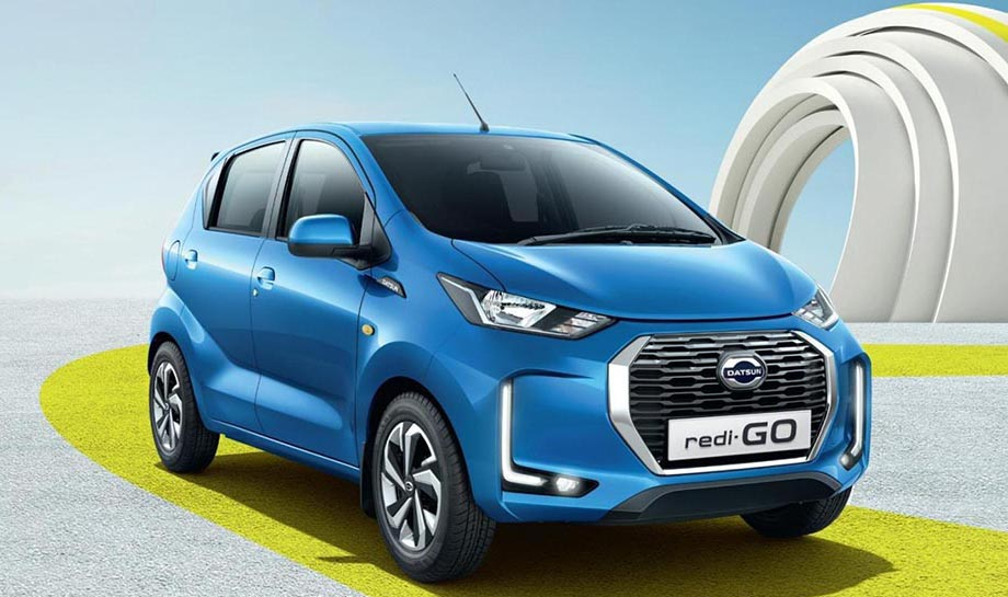 New Datsun Redi-GO the Cheapest Car of the World? 1