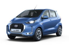 2020 Datsun Redi-GO Facelift Launched in India Priced from INR 2.83 Lac 3