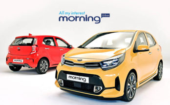 2020 Kia Morning (Picanto) Facelift Launched in South Korea 2