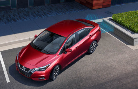 2020 Nissan Sunny Launched in Middle East 8