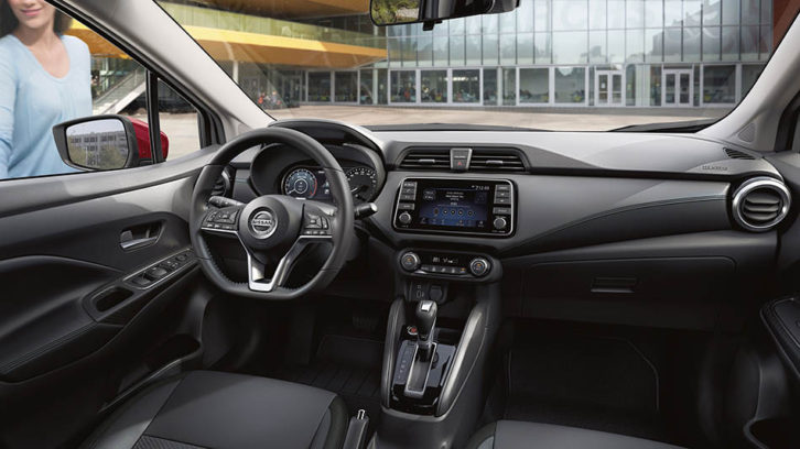 2020 Nissan Sunny Launched in Middle East 5