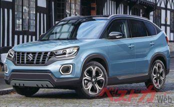 Next Generation Suzuki Vitara to Debut in October 3