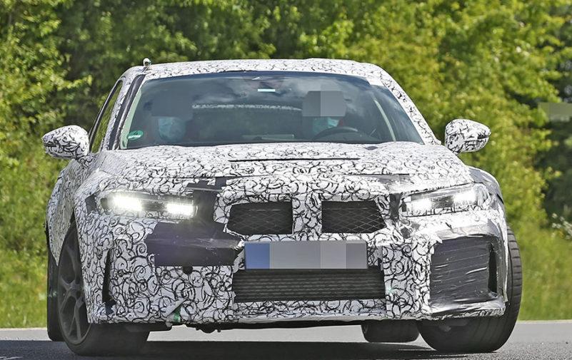 Next Generation Honda Civic will Debut In Q2, 2021 3