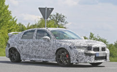 11th gen Honda Civic Type-R Spied for the First Time 4