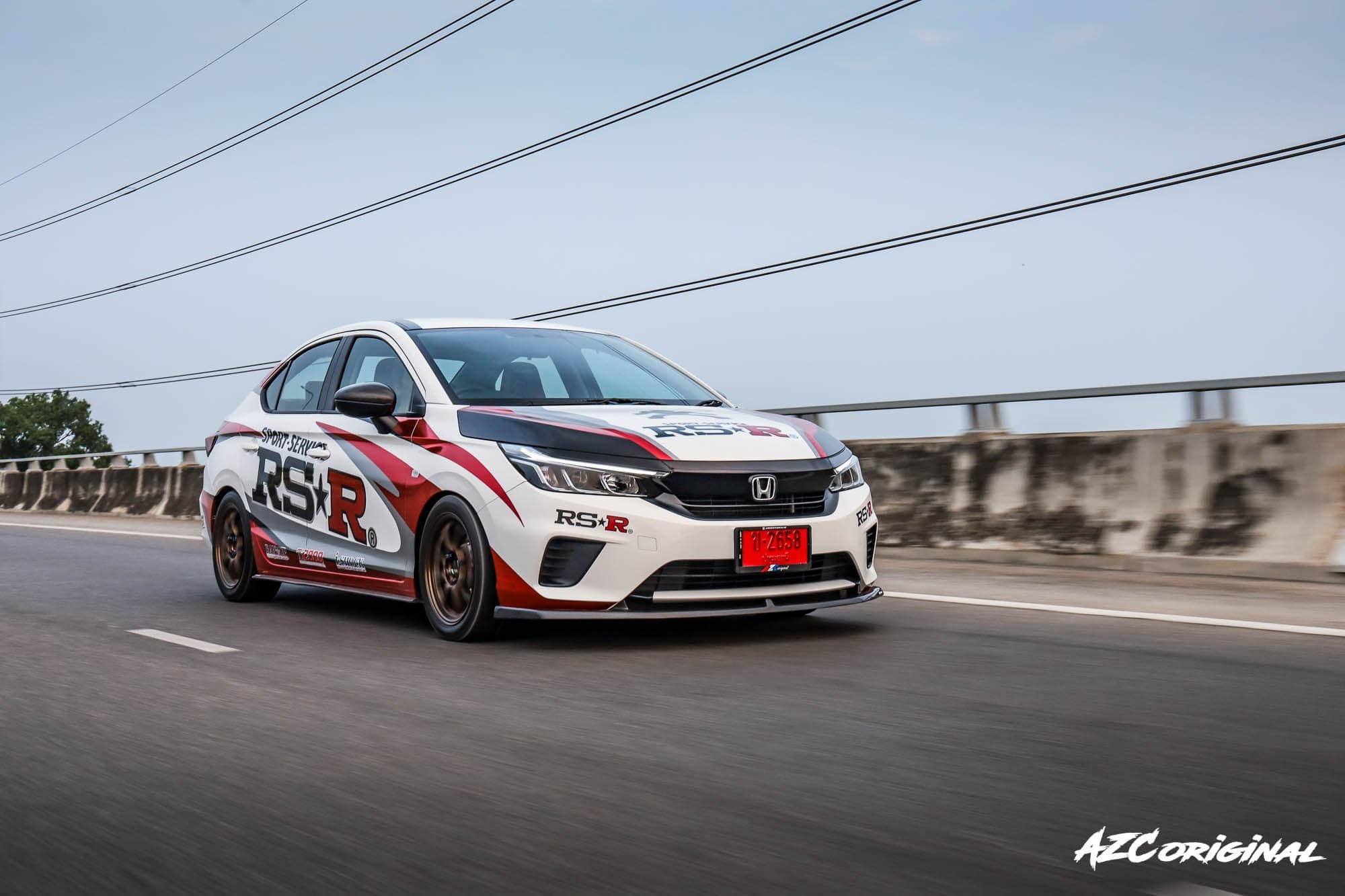 The Rally-Inspired Customized 2020 Honda City by RS-R Japan 12