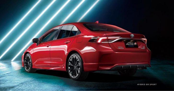 2020 Toyota Corolla Altis GR Sport Debuts in Taiwan 10