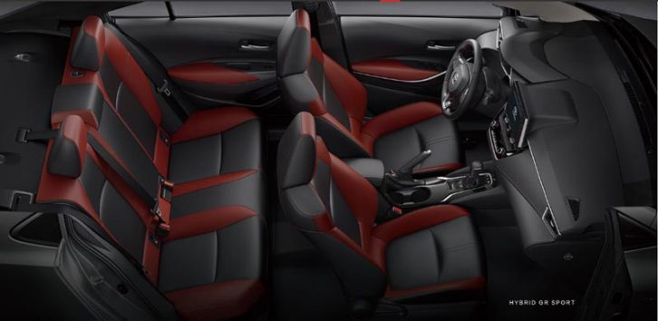2020 Toyota Corolla Altis GR Sport Debuts in Taiwan 6