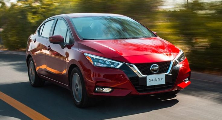 2020 Nissan Sunny Launched in Middle East 1
