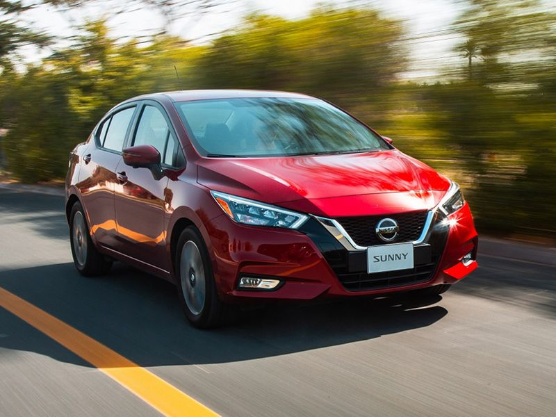 2020 Nissan Sunny Launched in Middle East 7