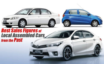 Bestselling Figures of Local Assembled Cars 3