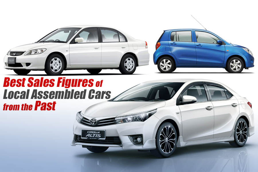 Bestselling Figures of Local Assembled Cars 1