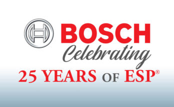 Bosch Celebrating 25 Years of ESP 9