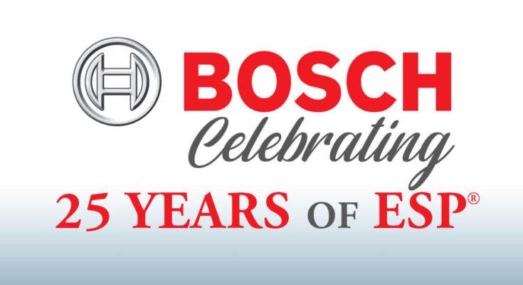 Bosch Celebrating 25 Years of ESP 1
