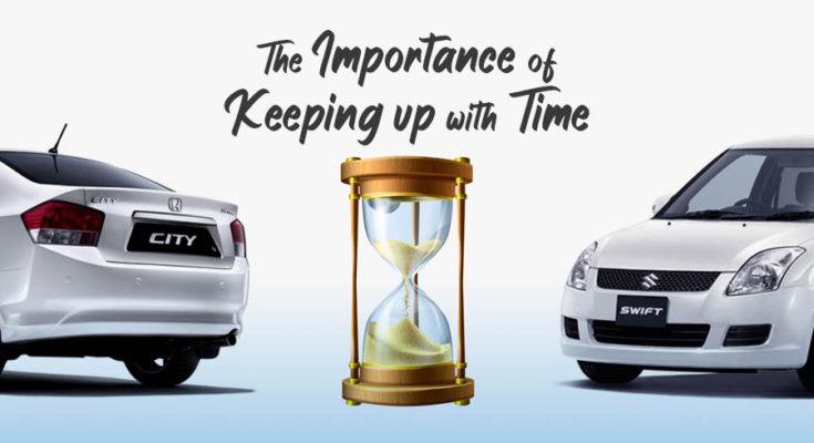 The Importance of Keeping Up with Time 1