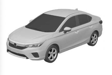 Honda City Hatchback Shaping into Reality 2
