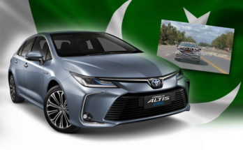 12th gen Toyota Corolla Spotted Testing in Pakistan 15