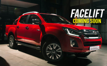 Ghandhara Launching Isuzu D-MAX V-Cross Facelift 3