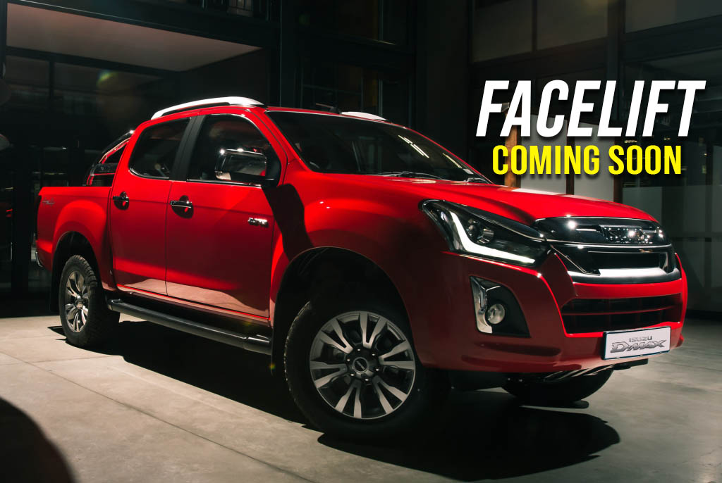 Ghandhara Launching Isuzu D-MAX V-Cross Facelift 21