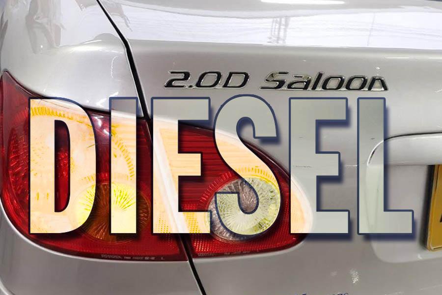Downfall of Diesel Cars in Pakistan 7