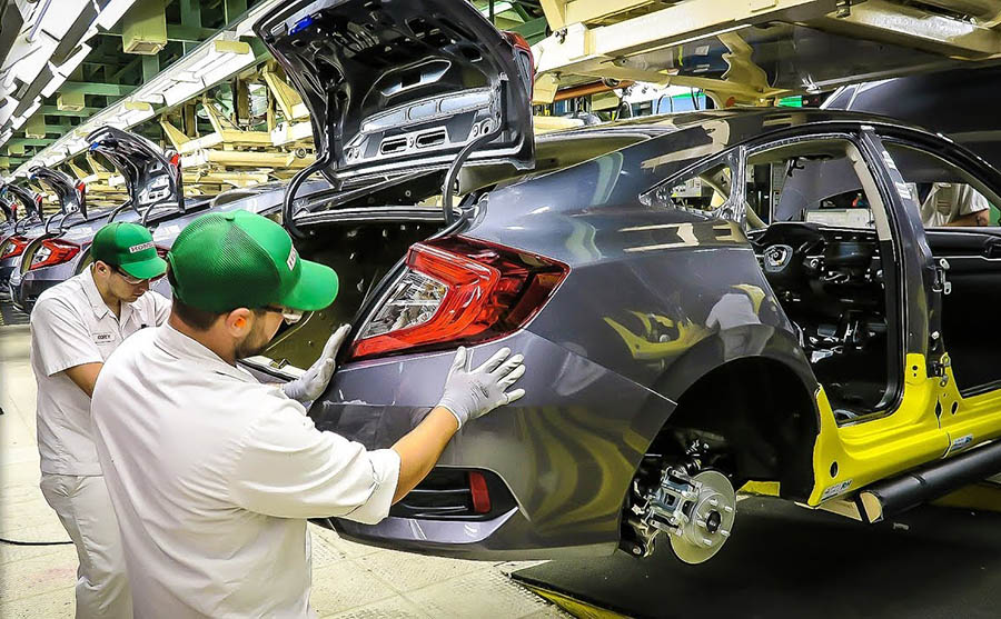 Honda Posts Its Lowest Operating Profit in 4 Years 2