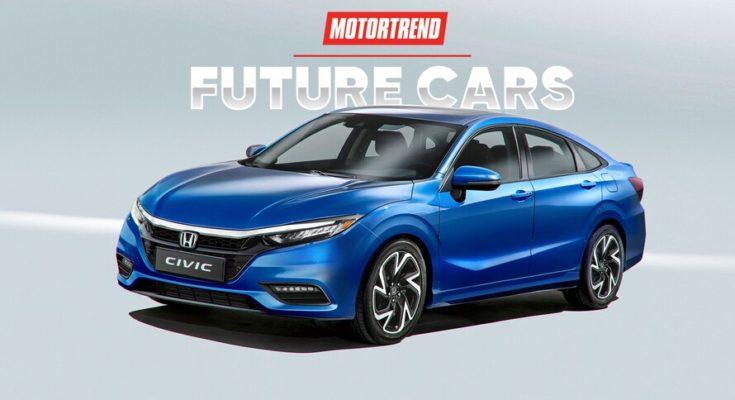 11th gen Honda Civic to Debut in 2021? 1