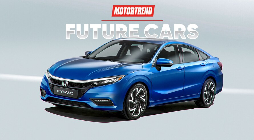 11th gen Honda Civic to Debut in 2021? 1