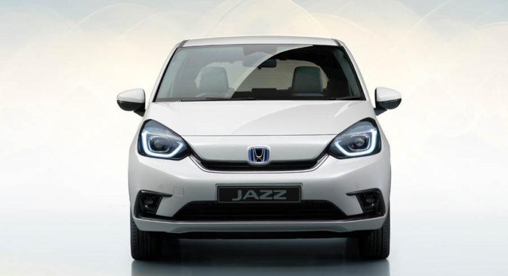 2020 Honda Jazz Adds Unique Front-Center Airbag 1