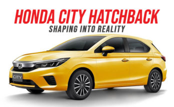 Honda City Hatchback Shaping into Reality 11