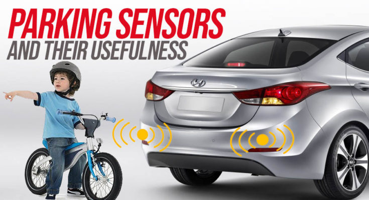 Parking Sensors and Their Usefulness 1