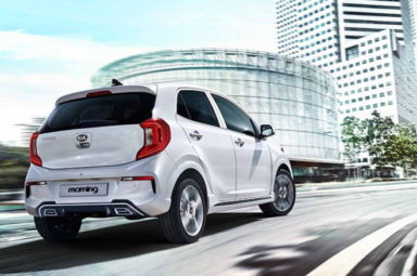 2020 Kia Morning (Picanto) Facelift Launched in South Korea 10