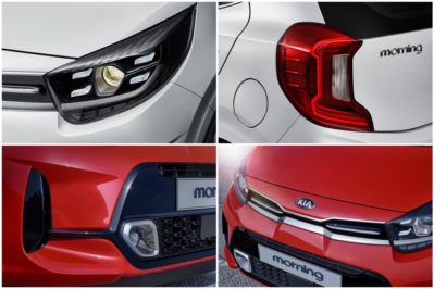 2020 Kia Morning (Picanto) Facelift Launched in South Korea 8