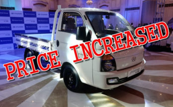 Hyundai-Nishat Increases Porter H-100 Prices 2