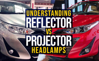 Reflector vs Projector Headlamps 2