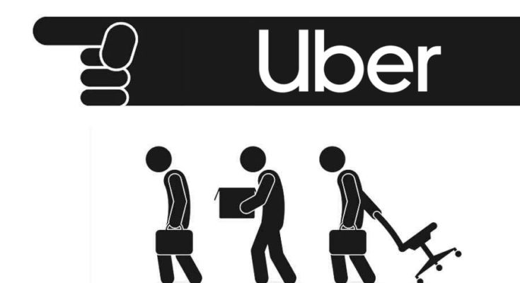 Uber to Lay Off 3,700 Employees- 14% of its Workforce 1