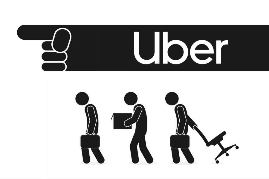 Uber to Lay Off 3,700 Employees- 14% of its Workforce 2