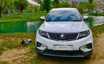Proton X70 Sheds Off Its Camouflage 5