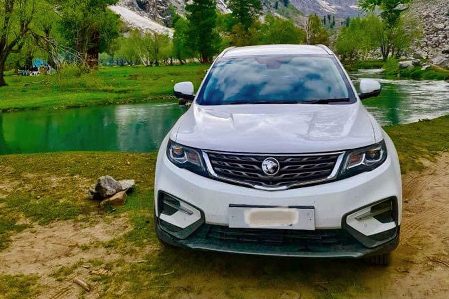 Proton X70 Sheds Off Its Camouflage 8