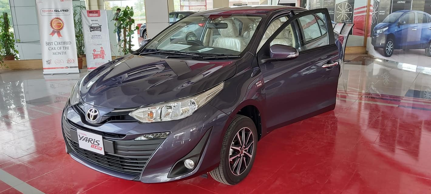 Toyota Yaris Continues to Outsell Honda City and Civic Combined 1