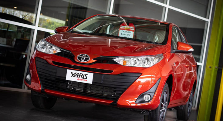 How Toyota Yaris in Pakistan is Better than the Indian Yaris 1